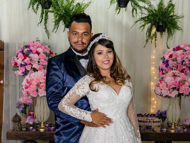 O casamento de Átila e Jéssica em Diadema, São Paulo 35