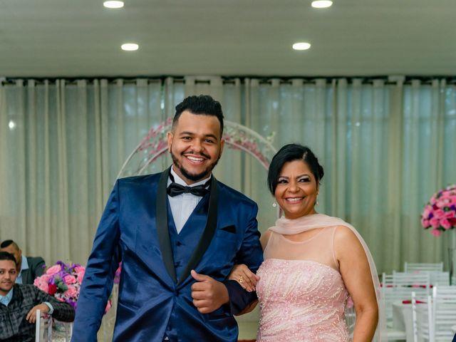 O casamento de Átila e Jéssica em Diadema, São Paulo 38