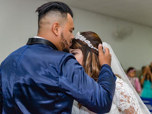 O casamento de Átila e Jéssica em Diadema, São Paulo 40