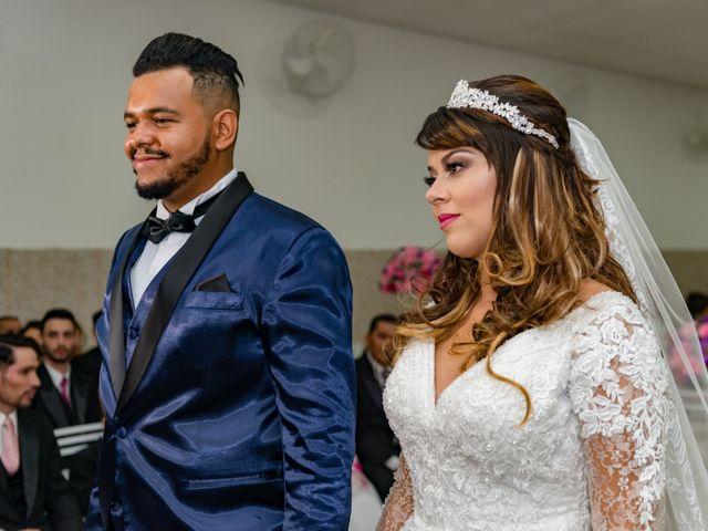O casamento de Átila e Jéssica em Diadema, São Paulo 41