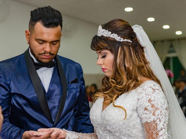 O casamento de Átila e Jéssica em Diadema, São Paulo 42