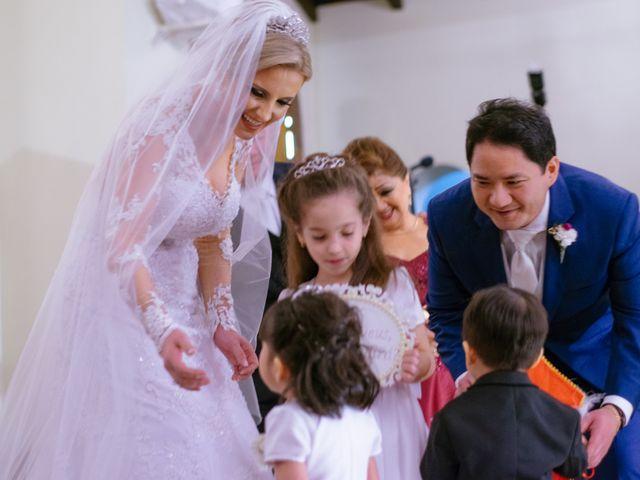 O casamento de Kleber e Ana em Campo Grande, Mato Grosso do Sul 16