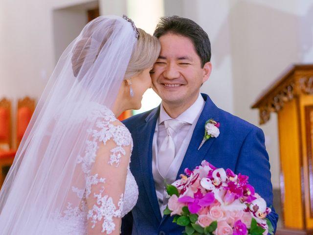 O casamento de Ana e Kleber