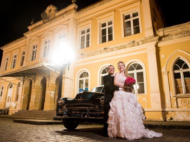 O casamento de Rodrigo Wonsowicz e Loriane Janiaki em Ponta Grossa, Paraná 1