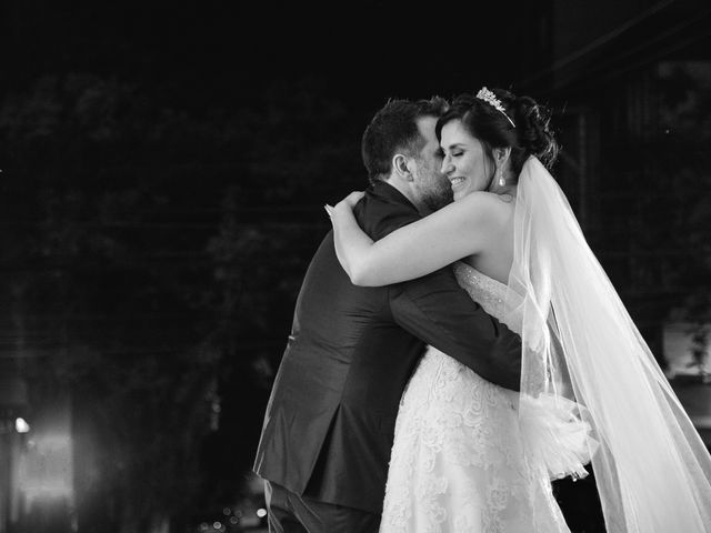 O casamento de Pricila e André