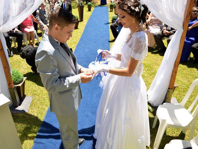 O casamento de Diana e Juan