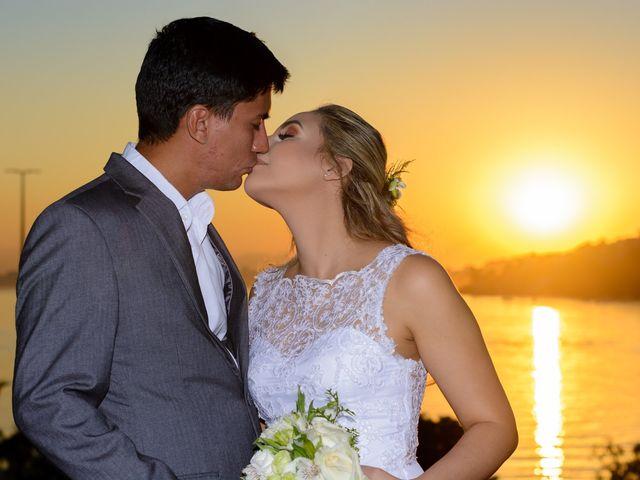 O casamento de Luise e Alex