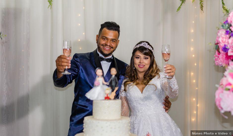 O casamento de Átila e Jéssica em Diadema, São Paulo