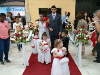 O casamento de Samanta  e Ricardo 1