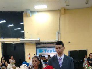 O casamento de Samanta  e Ricardo 2