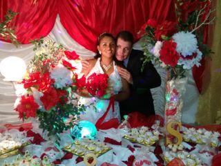 O casamento de Samanta  e Ricardo