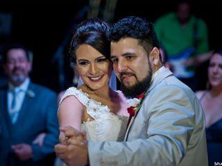 O casamento de Jéssica  e Giuliano