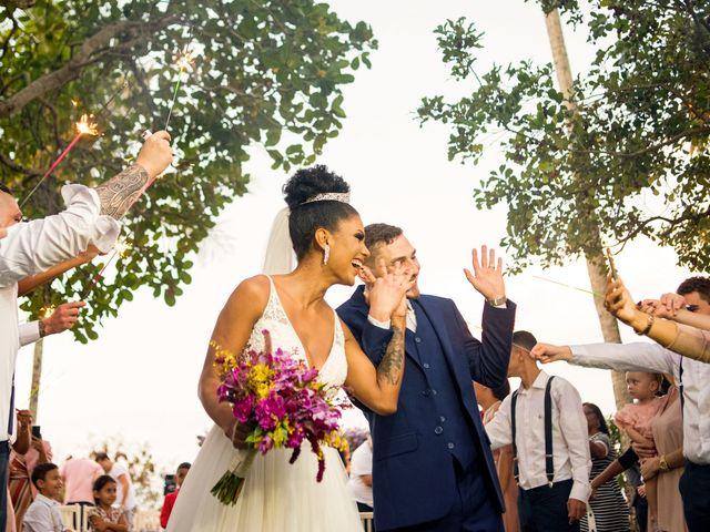 O casamento de Mogens e Maxsuely em Serra, Espírito Santo 57