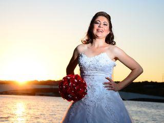 O casamento de Geovanna e Robson 1