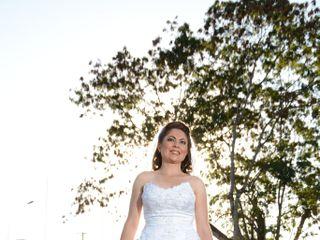O casamento de Geovanna e Robson