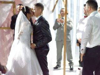 O casamento de Samara  e Claudembergson