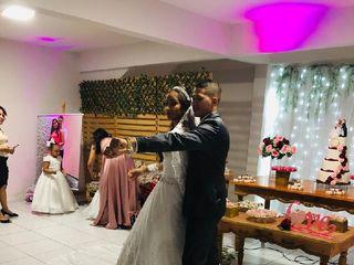 O casamento de Samara  e Claudembergson 2