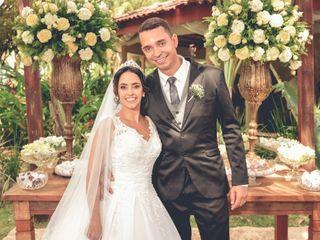 O casamento de Candice e Hewerton