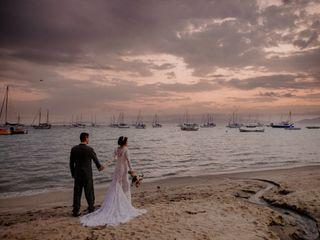 O casamento de Danielle e Paulo Sérgio