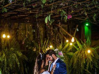 O casamento de Ariele e Júnior 1