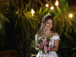 O casamento de Ariele e Júnior 2