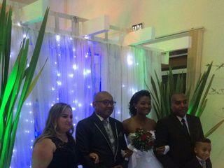 O casamento de Paulo e Michele