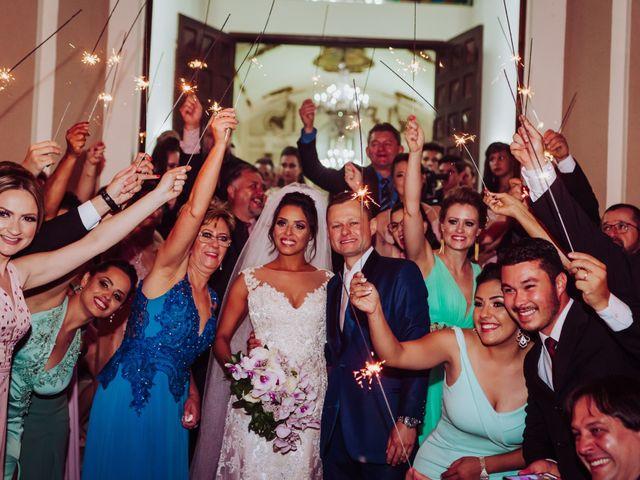 O casamento de Fabiano e Rafaela em Castro, Paraná 35