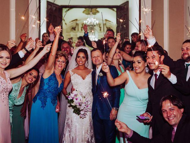 O casamento de Fabiano e Rafaela em Castro, Paraná 36