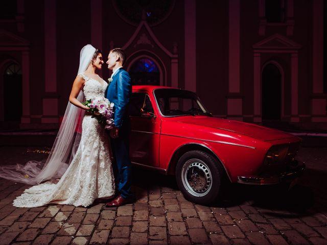 O casamento de Fabiano e Rafaela em Castro, Paraná 37