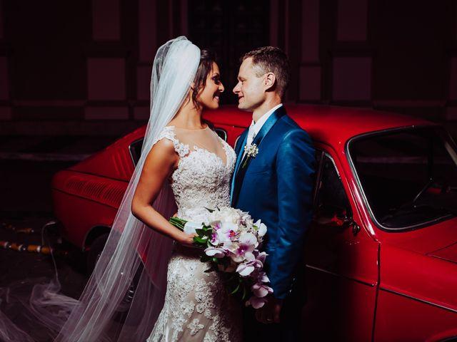 O casamento de Fabiano e Rafaela em Castro, Paraná 1