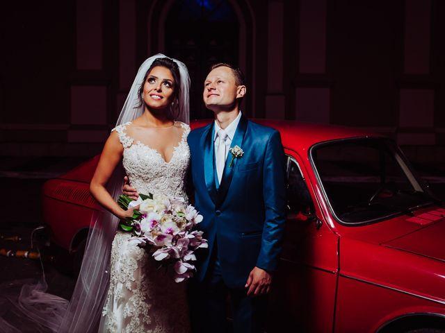 O casamento de Fabiano e Rafaela em Castro, Paraná 39