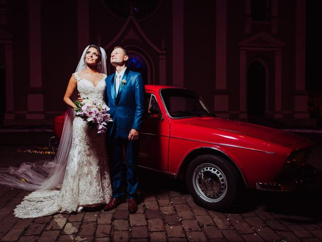O casamento de Fabiano e Rafaela em Castro, Paraná 40