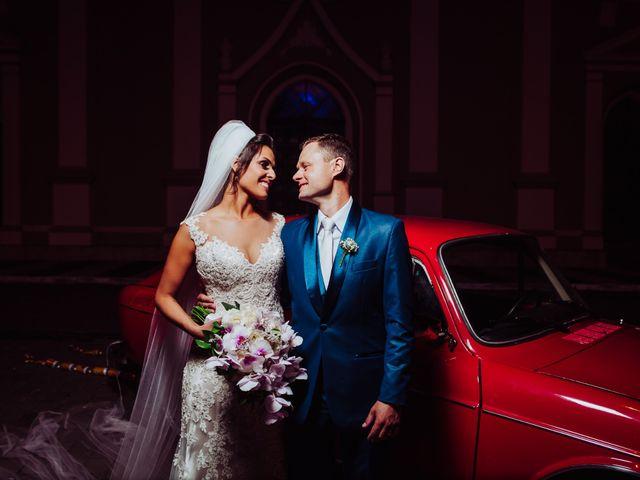 O casamento de Fabiano e Rafaela em Castro, Paraná 42