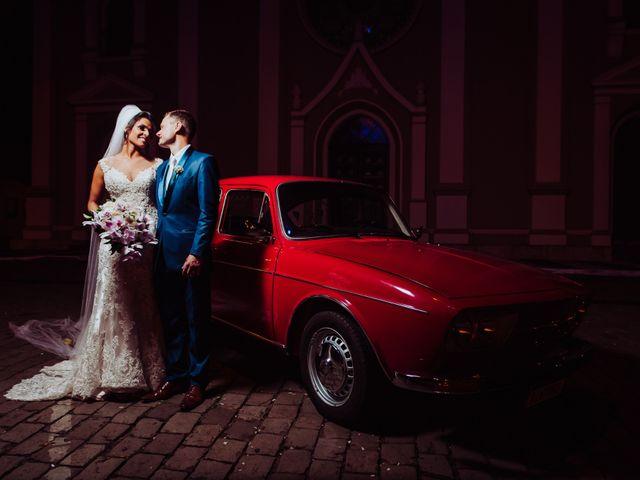 O casamento de Rafaela e Fabiano
