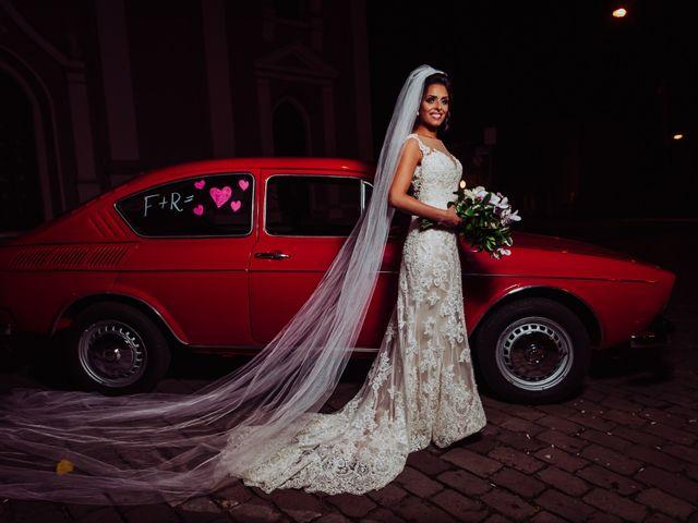 O casamento de Fabiano e Rafaela em Castro, Paraná 43