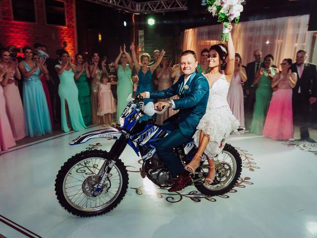 O casamento de Fabiano e Rafaela em Castro, Paraná 57