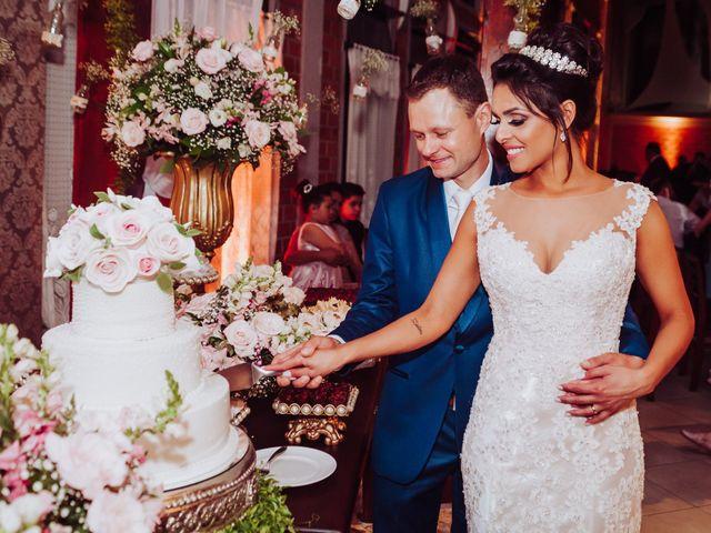 O casamento de Fabiano e Rafaela em Castro, Paraná 62