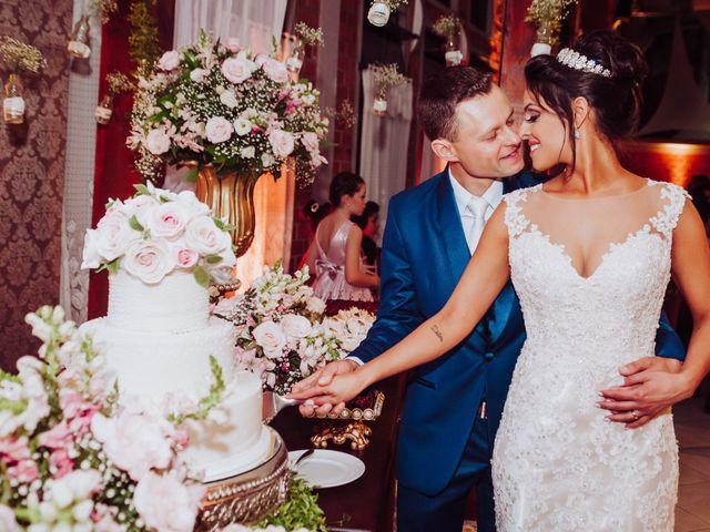 O casamento de Fabiano e Rafaela em Castro, Paraná 63