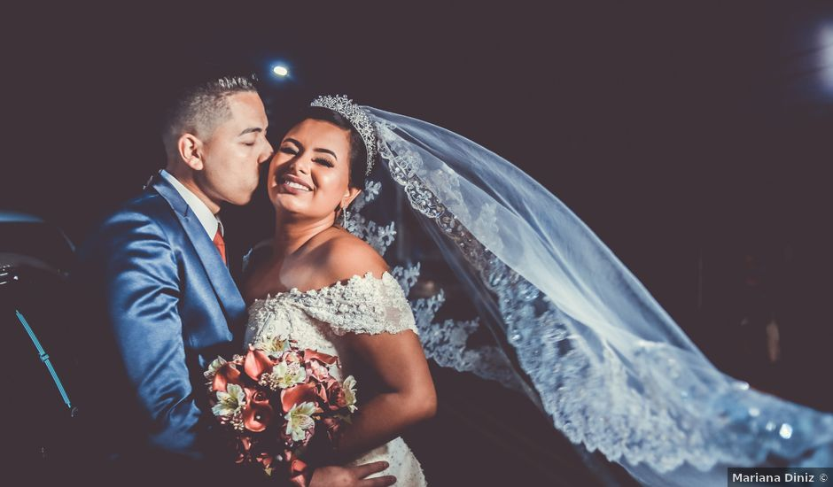 O casamento de William e Vanessa em Carapicuíba, São Paulo