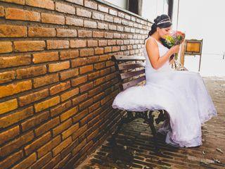 O casamento de Carlos e Cleide