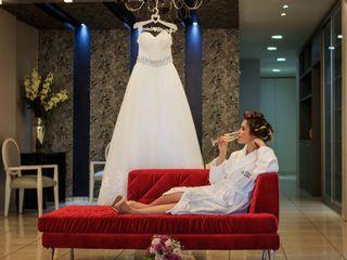 O casamento de Gesieli e Marcos 1