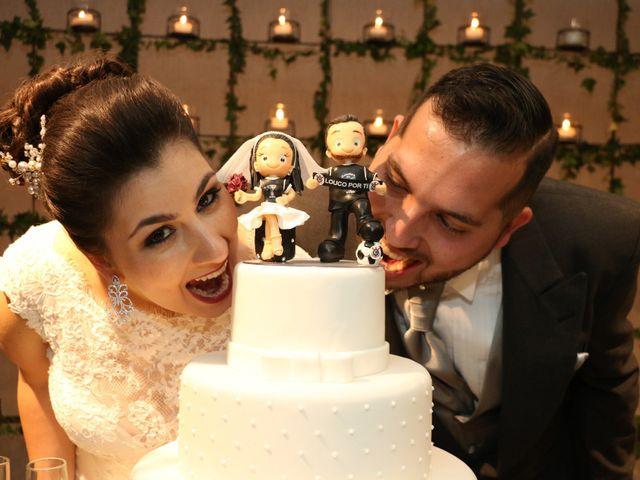 O casamento de Vivian e Bruno