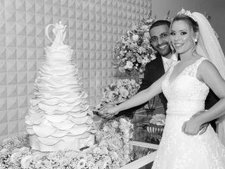 O casamento de Jordana e Tallis Henrique
