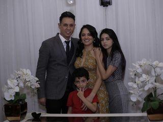 O casamento de Marcos Valarini e Gisele Barbosa 2