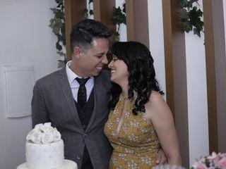 O casamento de Marcos Valarini e Gisele Barbosa