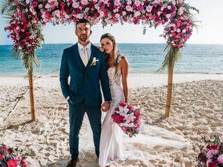 O casamento de Jaqueline e Bruno