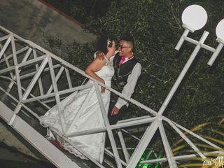 O casamento de Tatiane e Edmilson
