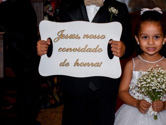 O casamento de Tallis Henrique e Jordana em Ipatinga, Minas Gerais 3