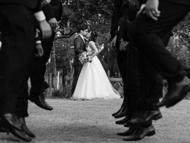 O casamento de Lizie e Guilherme