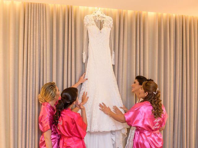 O casamento de Marcel e Evellen em Campo Grande, Mato Grosso do Sul 9